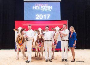 Roodbont wordt gewonnen door Future Dream H. Alexandra van Wijnker