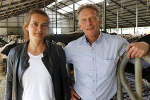 Ander jurylid Holland Herd cHampionship en hoge opgave